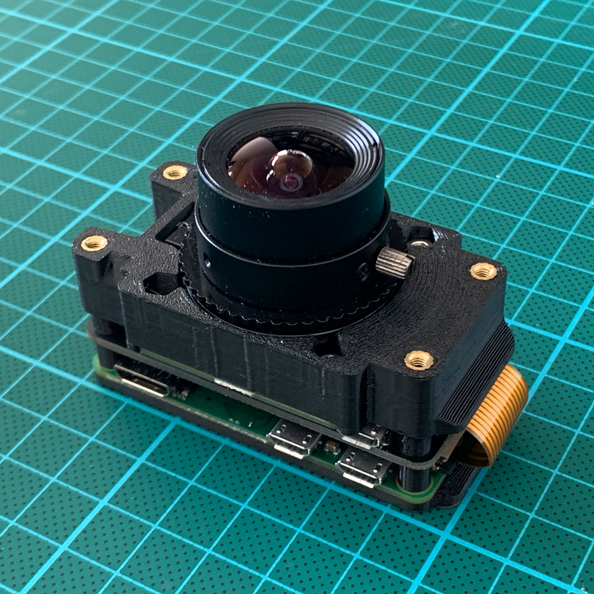 Arecont 4mm lens