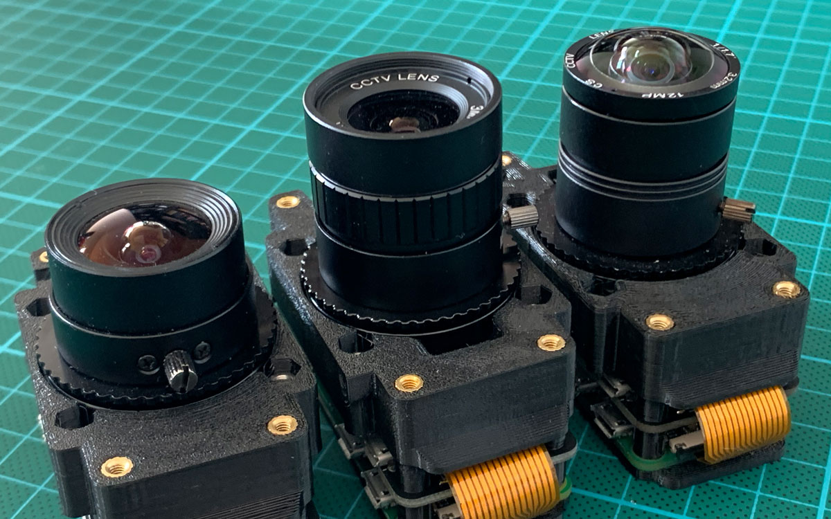 All three lenses
